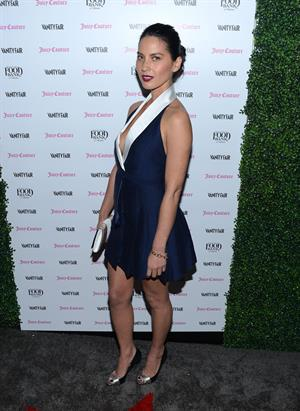 Olivia Munn Vanity Fair & Juicy Couture Celebrate the 2013 Vanities Calendar in LA 2/18/13
