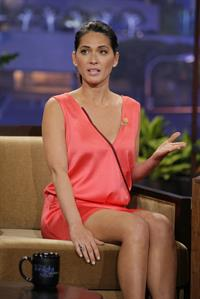 Olivia Munn on The Tonight Show, July 10, 2013