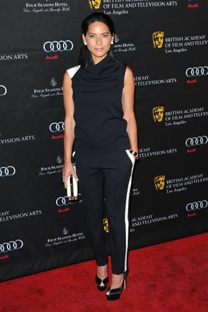 Olivia Munn BAFTA Los Angeles 2013 Awards Season Tea Party, January 12, 2013