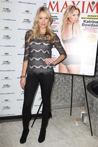 Katrina Bowden in lingerie - ass