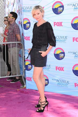 Portia de Rossi - 2012 Teen Choice Awards in Universal City (July 22, 2012)