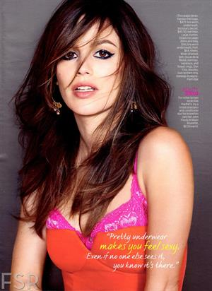 Rachel Bilson Cosmopolitan May 2013