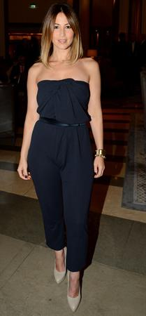 Rachel Stevens Great Boodles Bangle - November 6, 2012