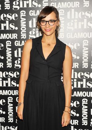 Rashida Jones Glamour Presents These Girls at Joe's Pub in New York - October 8, 2012