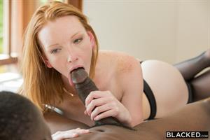 Katy Kiss takes a big black dick