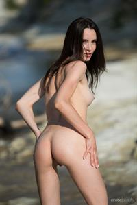 Adel Morel in  Down Stream  for Erotic Beauty