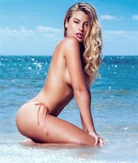 Cherie Noel in a bikini