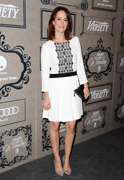 Sarah Paulson Variety's 4th Annual Power Of Women Event Beverly Hills - October 5, 2012