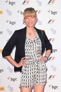 Sara Cox - F1 Party Aid - July 4, 2012