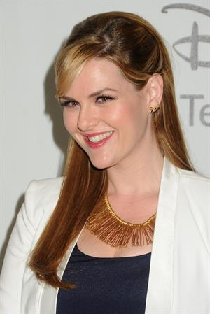 Sara Rue - 2012 TCA Summer Press Tour - Disney ABC Television Group Party - 27 July, 2012