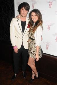 Shenae Grimes - Gabrielle's Angel Foundation Annual Gala in New York City (May 30, 2012)