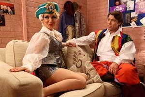 Sheridan Smith - ITV Comedy Drama - Panto - November 2012