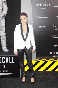 Sophia Bush - Total Recall Los Angeles Premiere Hollywood on August 1, 2012