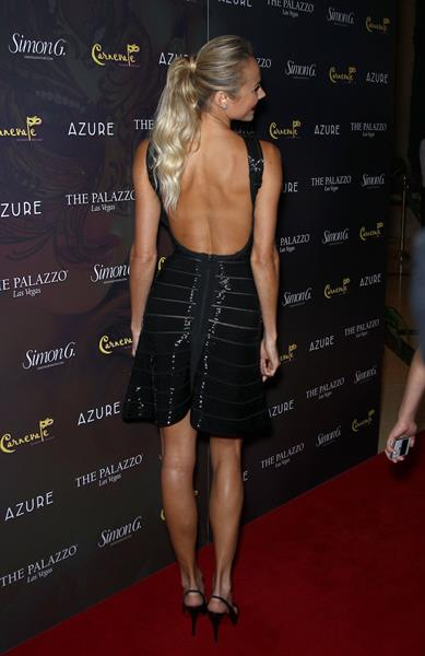 Stacy Keibler - Simon G. Jewelry's Summer Soiree in Las Vegas 03/06/2012