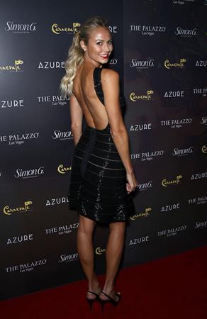 Stacy Keibler - Simon G. Jewelry's Summer Soiree in Las Vegas 03/06/2012