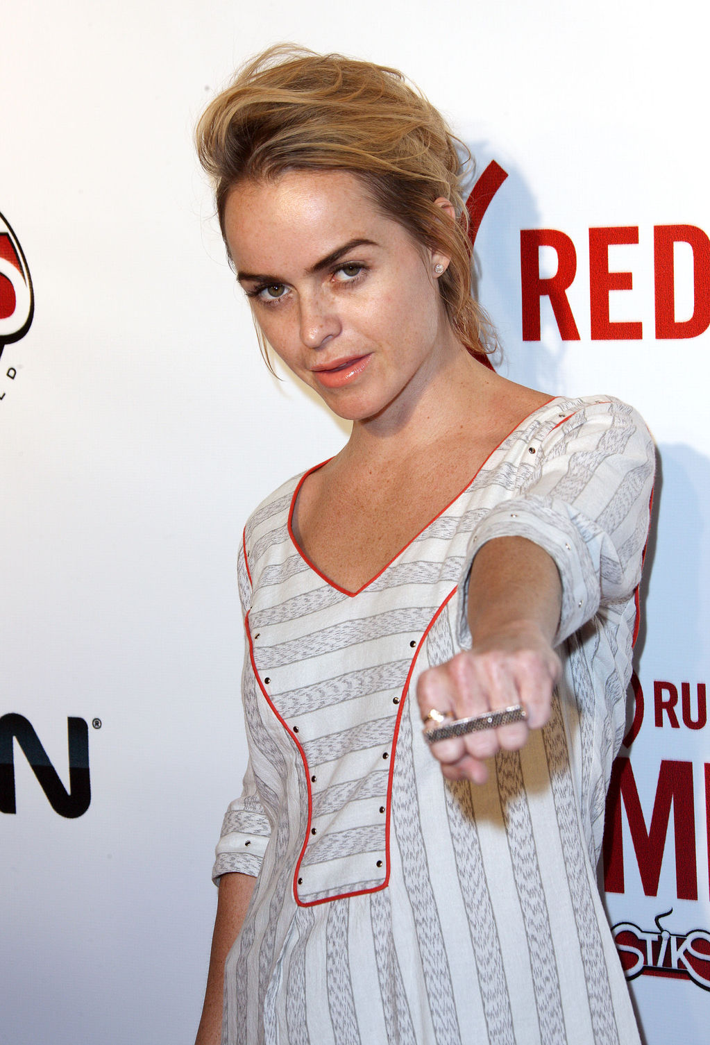Taryn Manning - The (RED) RUSH Games Party at Avalon Hollywood - June 7, 2012
