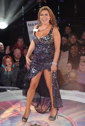Tricia Penrose - At 'Celebrity Big Brother' UK Launch - 3/1/2013