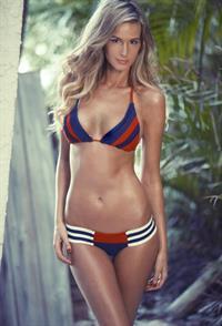 Michelle Pieroway in a bikini