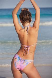Camila Morrone in a bikini - ass