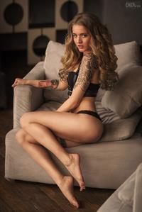 Tanyashka Handrilova in lingerie
