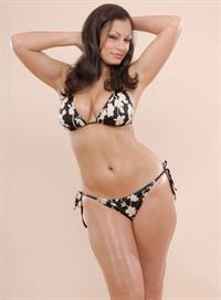 Aria Giovanni in a bikini