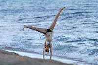 Ireland Baldwin bikinis at beach in Maui 10/21/12