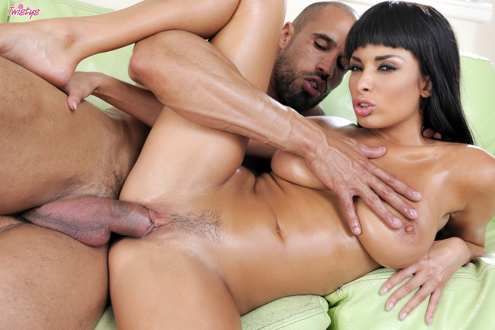 Just Take Me!.. featuring Anissa Kate | Twistys.com