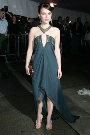 2004 Costume Institute Gala  Dangerous Liaisons.  Held at the Metropolitant Museum Of Art New York City, NY April 26, 2004
