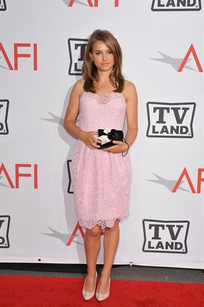 Natalie Portman –38th AFI Life Achievement Award 6/10/05