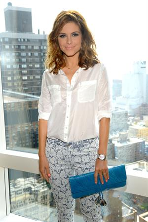Maria Menounos portrait photoshoot in New York City August 8, 2014 (13 pics)