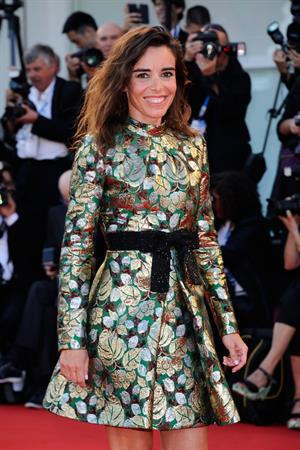 Elodie Bouchez at the Birdman premiere opening the 71st International Venice Film Festival August 27, 2014
