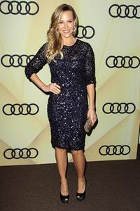 Julie Benz arrives at the Audi Golden Globe 2013 Kick Off Party at Cecconi's Restaurant on January 6, 2013