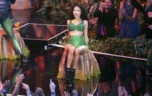 Nicki Minaj at the MTV Video Music Awards Aug. 24, 2014
