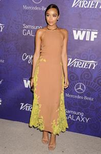 Ashley Madekwe Variety and Women in Film Emmy Nominee Celebration, LA August 23, 2014