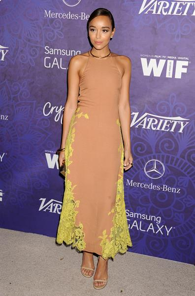 Ashley Madekwe Variety and Women in Film Emmy Nominee Celebration, LA August 23, 2014