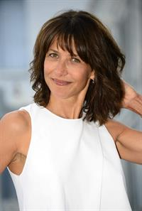 Sophie Marceau 7th Angouleme French-Speaking Film Festival Opening Ceremony on August 22, 2014