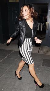 Myleene Klass Celebrating No.1 in Charts, Amika Club, London, March 24, 2013