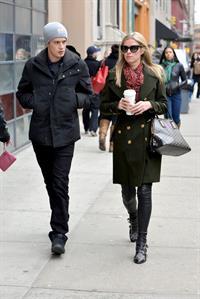 Nicky Hilton leaving a hotel in New York March 21, 2013
