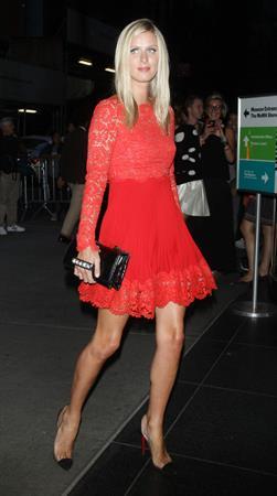 Nicky Hilton  Jobs  Premiere New York - August 7, 2013
