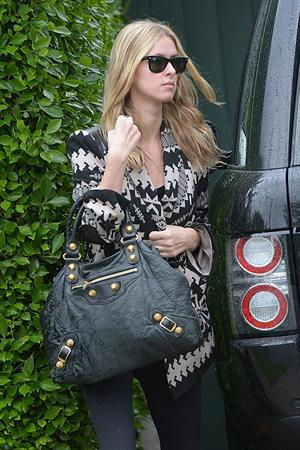 Nicky Hilton Out and About in West Hollywood on November 30, 2012
