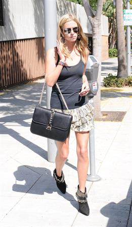 Nicky Hilton out and about in Beverly Hills October 3, 2012