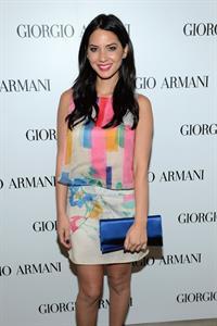 Olivia Munn Giorgio Armani Beauty Luncheon in Beverly Hills 12/6/12