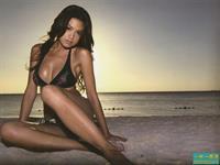 Chrissie Chau in a bikini
