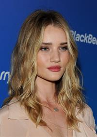 Rosie Huntington-Whiteley - BlackBerry Z10 launch 3/20/13