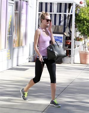 Rosie Huntington-Whiteley in Studio City 11/13/13