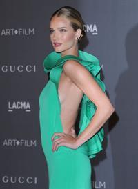 Rosie Huntington-Whiteley 2012 LACMA Art Film Gala in Los Angeles - October 27, 2012