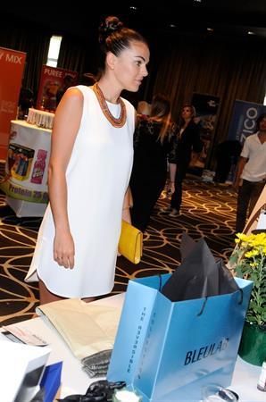 Serinda Swan - Kari Feinstein's MTV Movie Awards Style Lounge - Day 2 on June 1, 2012