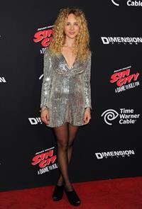 Juno Temple Sin City: A Dame to Kill For Los Angeles premiere