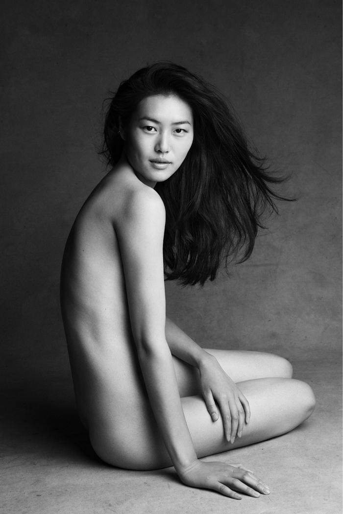 Liu Wen  nackt