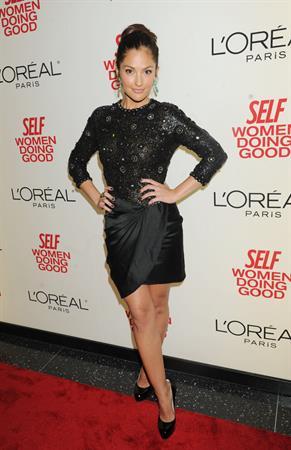 Minka Kelly 3rd Annual Self Magazine Women Doing Good Awards on September 21, 2010 in New York City